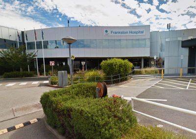 Frankston Hospital Mental Health Unit Upgrade