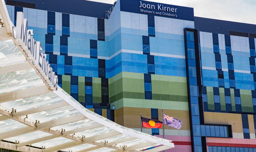Joan Kirner Women's and Children's Hospital