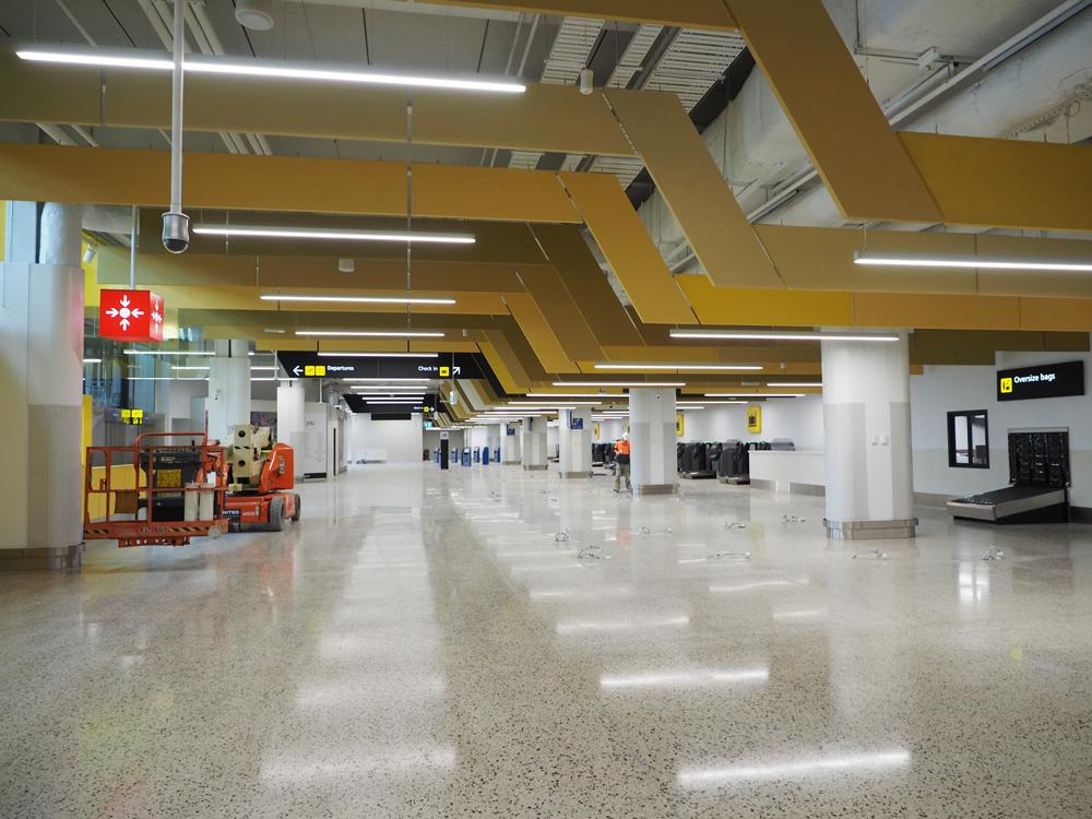 Melbourne Tullamarine Airport T4