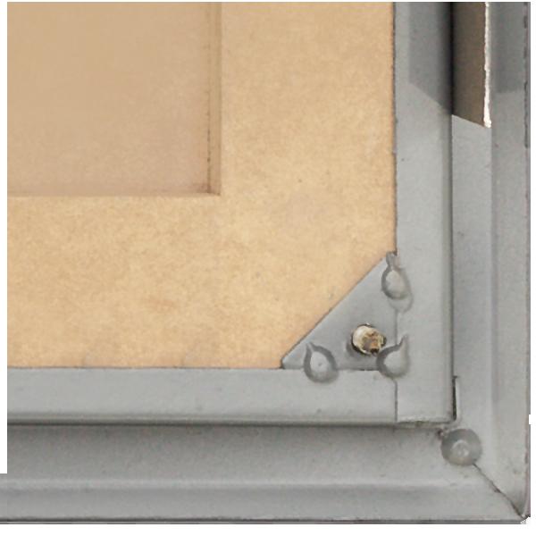 Airtight MDF Access Panel Edge