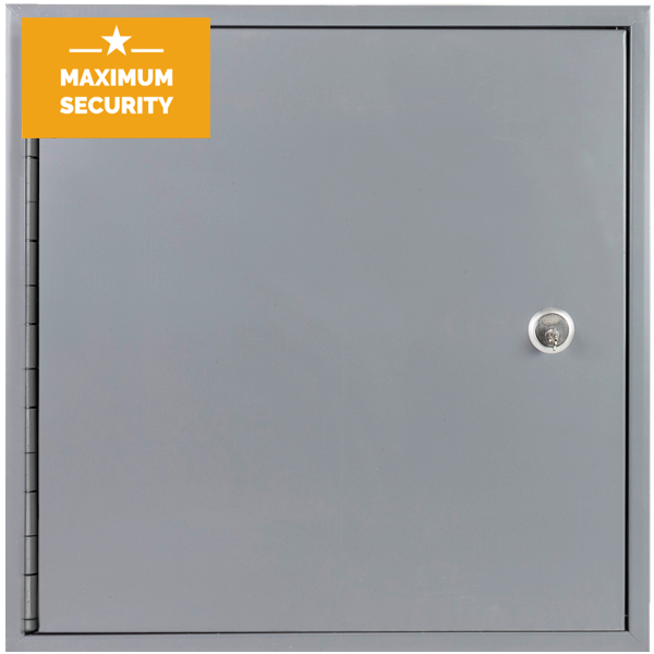 Maximum Risk Security Access Panels Flanged