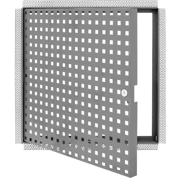 Perforated Access Panel