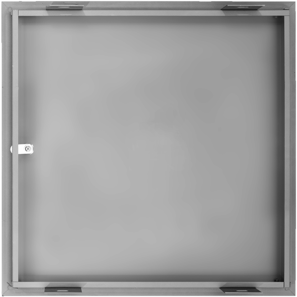 Premium Metal Access Panel Back