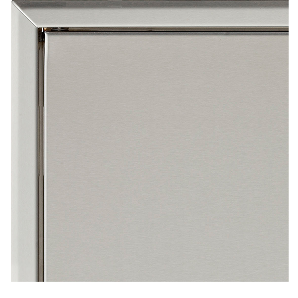 Stainless Steel Access Panel Edge