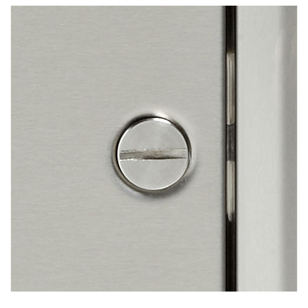 Stainless Steel Access Panel Lock