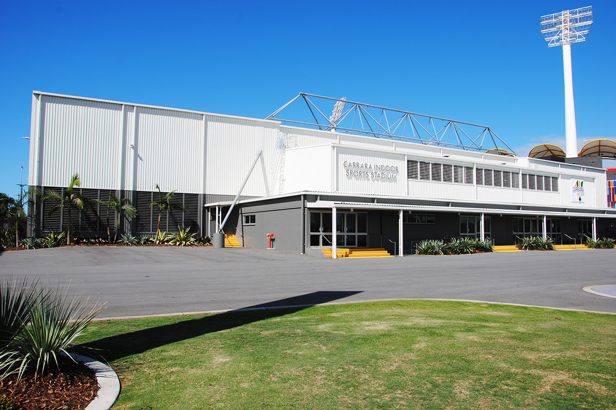 Carrara Indoor Sports Stadium
