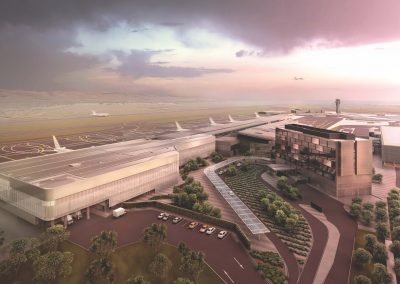 Adelaide International Airport Terminal Expansion