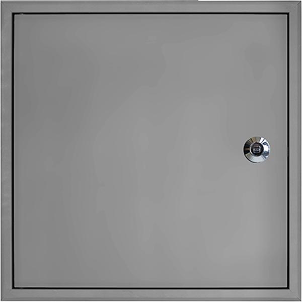 Airtight Metal Access Panel Front