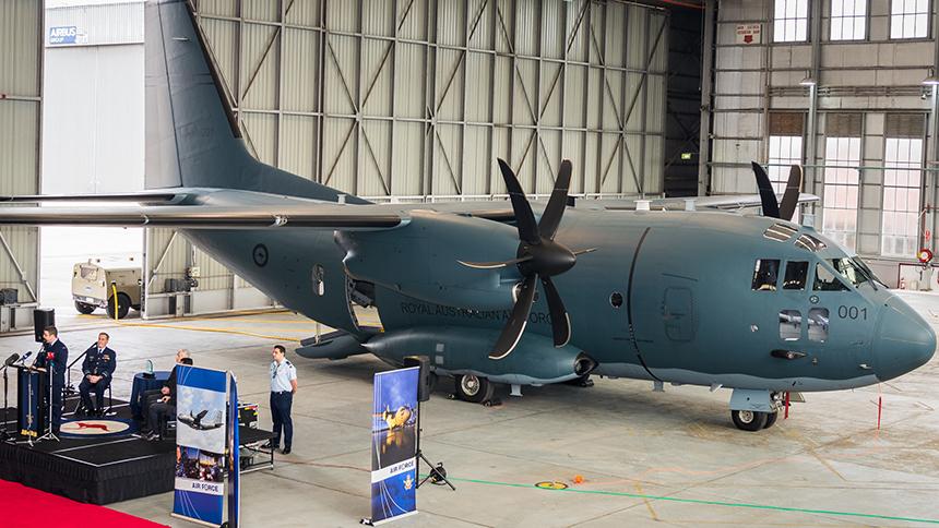 Battlefield Airlifter Facilities
