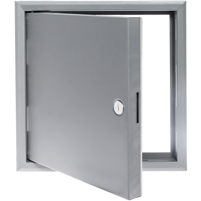 Dustproof Access Panel Open