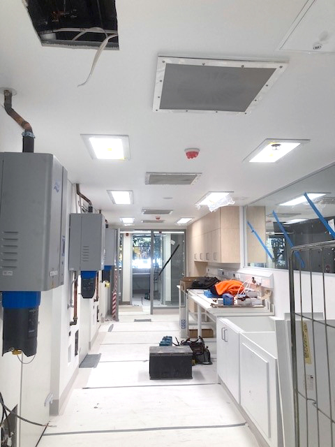 Bio Hazard Access Panels